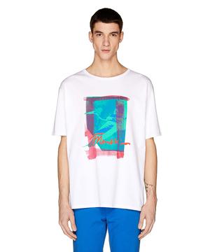 ピクチャーグラフィック半袖Tシャツ・カットソー