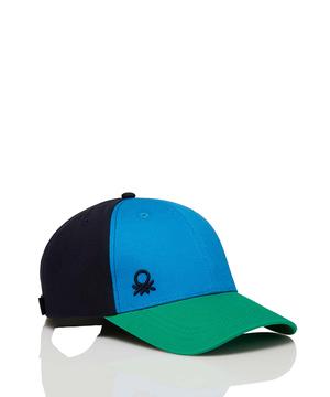 配色BBキャップ・帽子