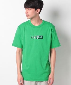 カラーステッチ半袖Tシャツ・カットソー