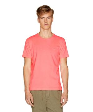 ネオンカラーロゴ半袖Tシャツ・カットソー