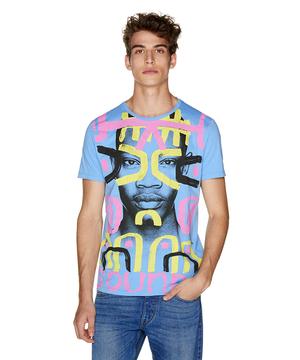 フェイス半袖Tシャツ・カットソー