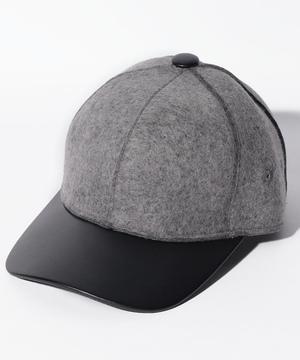 素材切り替えキャップ・帽子