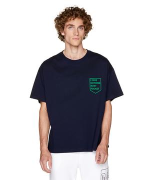 ポケットグラフィック半袖Tシャツ・カットソー