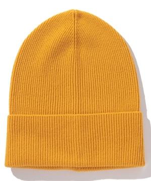 ベーシックリブニットキャップ・ニット帽