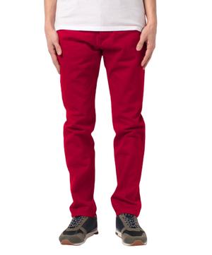 カラーステッチ5ポケットパンツ(men's FUDGE 5月号掲載)