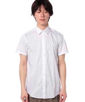 半袖ドレスシャツ