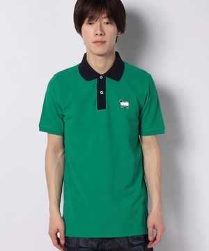 シープロゴポロシャツ
