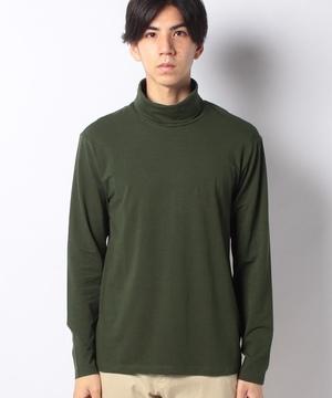 タートルネック長袖Tシャツ・カットソー