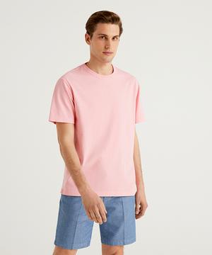 ベネトンプリントTシャツ・カットソー