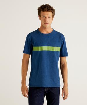 ラインデザイン半袖Tシャツ・カットソー