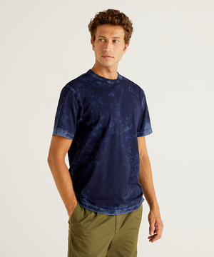 タイダイ染め半袖Tシャツ・カットソー