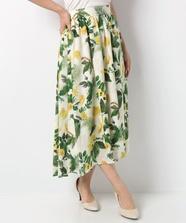 スリットフィッシュテールスカート