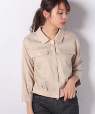 2wayシャツジャケット