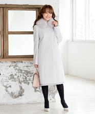 【美人百花12月号掲載】ステンカラー3WAYコート