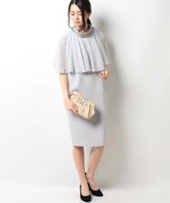 3Wayケープドレス