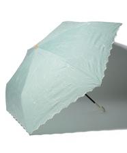 リリーフローレット刺繍日傘