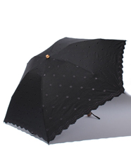 【Laisse Passe Room限定】ドット晴雨傘ミニ