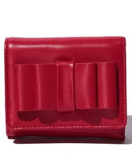 【Laisse Passe Room限定】リボンミニ財布