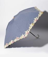 フラワースカラップミニ傘