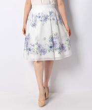 ドラマチックマーガレットスカート