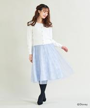 <FROZENII>Snowプリントスカート