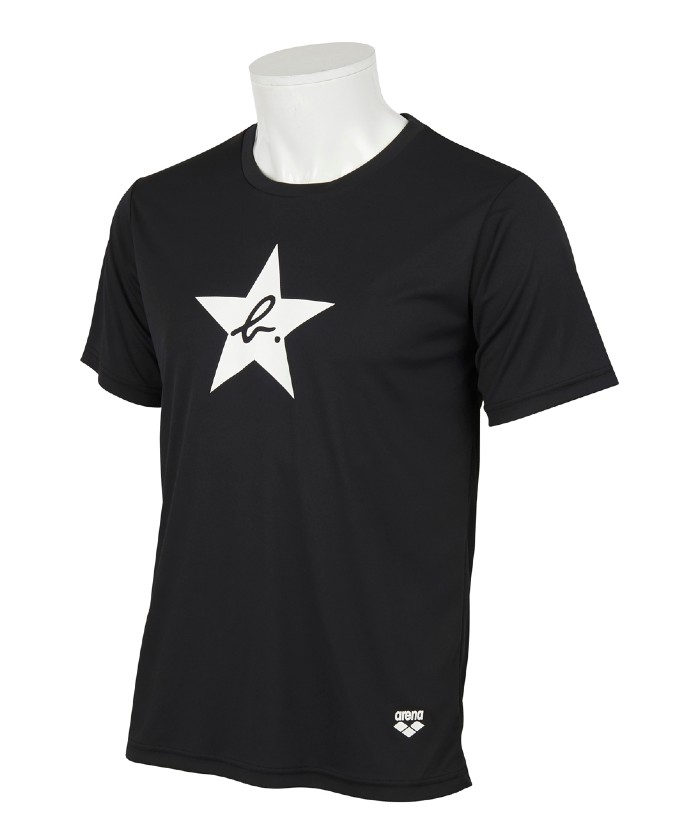 agnes b. x arena Tシャツ(吸水速乾/UV)