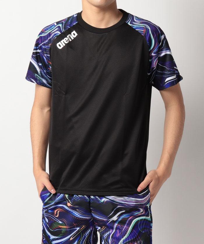 【アリーナ直営店限定】デジタランドデザイン Tシャツ(吸水速乾/UV)