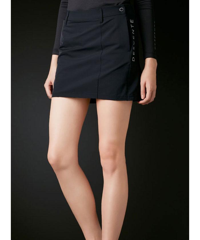 ロゴラバープリントスカート【クーリストD-Tec】【UV】