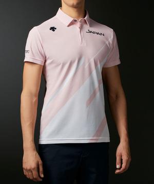 【JAPAN NATIONAL TEAM レプリカモデル】ライジングプリントシャツ