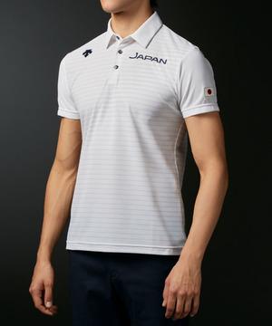 【JAPAN NATIONAL TEAM レプリカモデル】ライジングボーダーシャツ