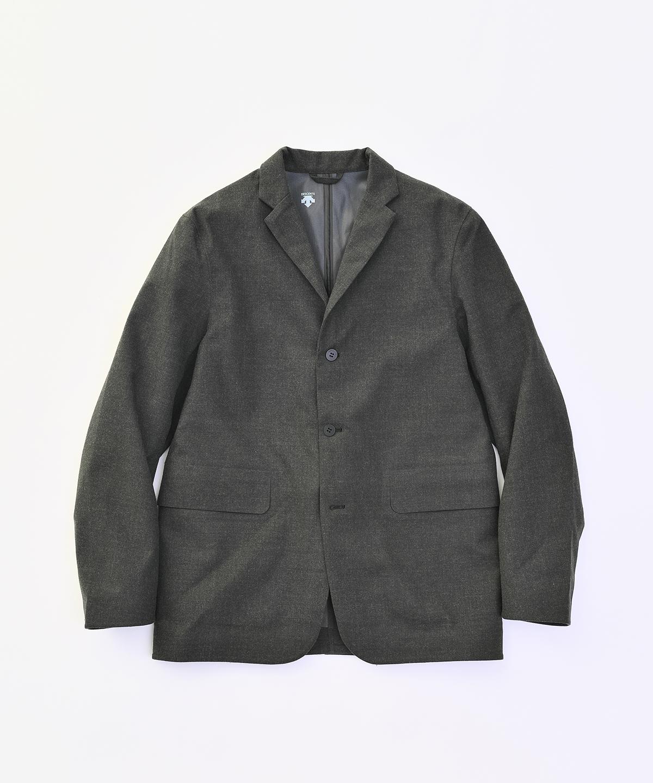 【メンズ】【DESCENTE PAUSE】ウールミックスジャケット/WOOL MIX JACKET