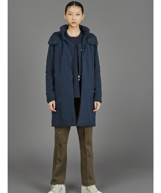 【レディス】【DESCENTE ALLTERRAIN】インシュレ―テッド ロングコート / INSULATED LONG COAT