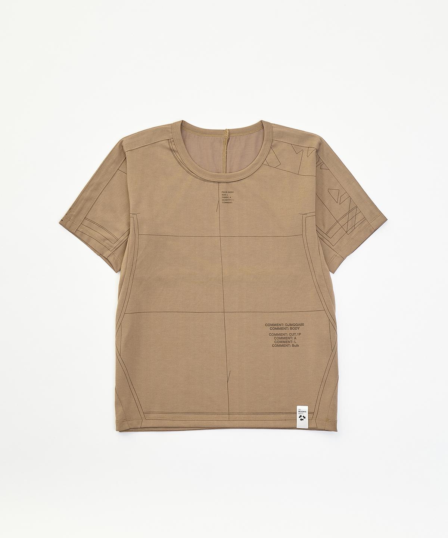 【RE: DESCENTE BIRTH】リ:デサントバース パターンプリントTシャツ(ジュニア用)