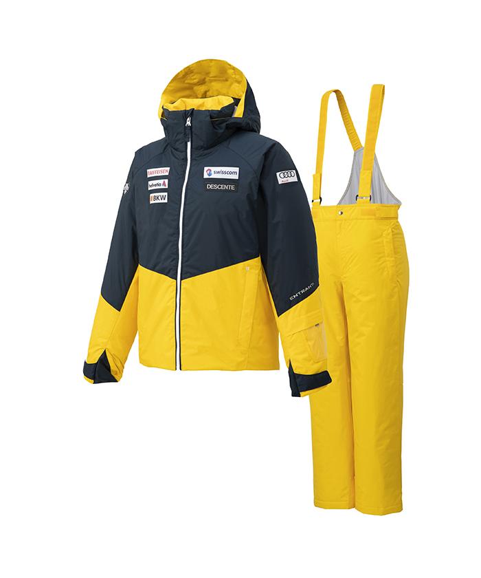 【ジュニア】【スキー/SKI】ジュニアスーツ スイスレプリカ / JUNIOR SUIT/SWISS REPLICA