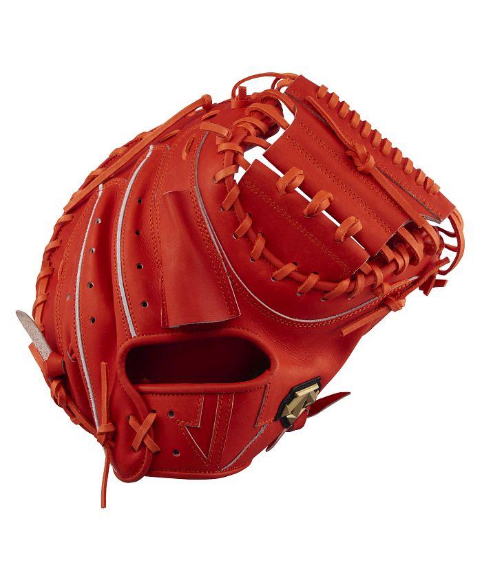 【野球】硬式キャッチャーミット プロ選手との共同開発商品