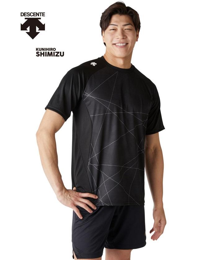 【ユニセックス】【バレーボール】【石川祐希着用】半袖プラクティスシャツ