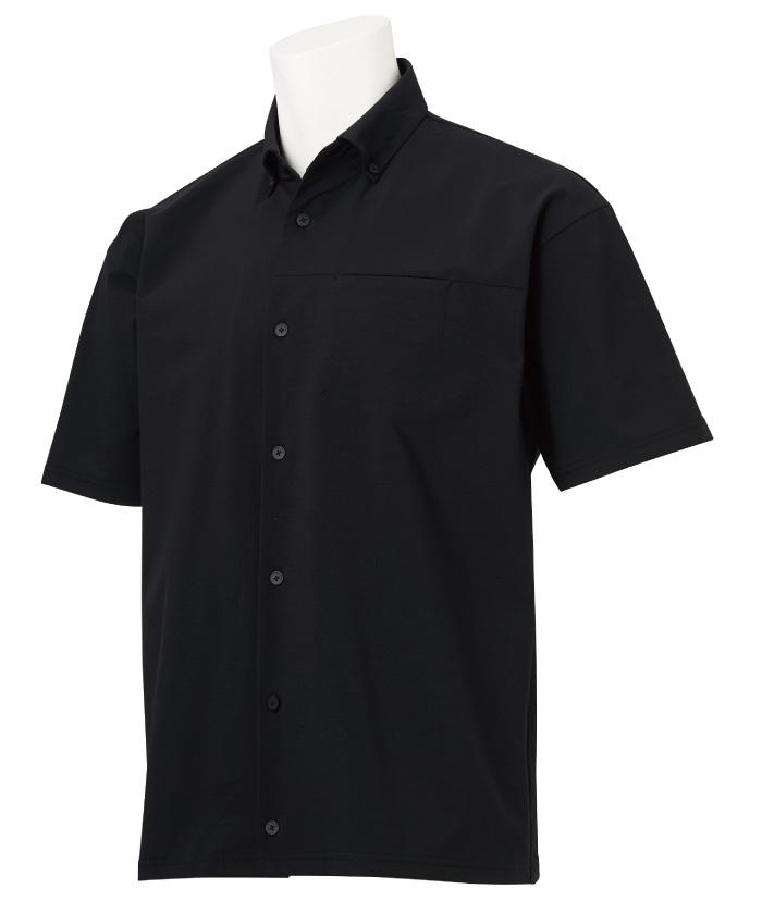 【取り扱い店舗限定】【メンズ】半袖ボタンダウンシャツ(THE ONE)