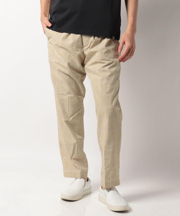 グレンチェックパンツ / GLEN CHECK PANTS(PAUSE)