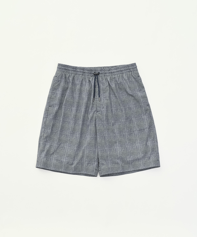 グレンチェックショートパンツ / GLEN CHECK SHORT PANTS(PAUSE)