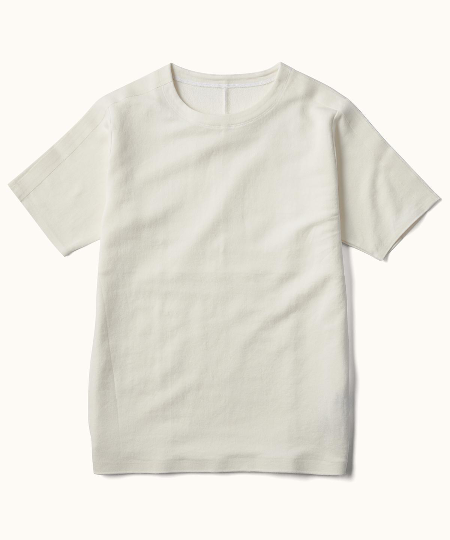"""【ユニセックス】ハーフスリーブTシャツ""""リグロー"""" / SEED100 KAMITO+ H/S T-Shirt """"REGLOW""""(RE:DESC"""