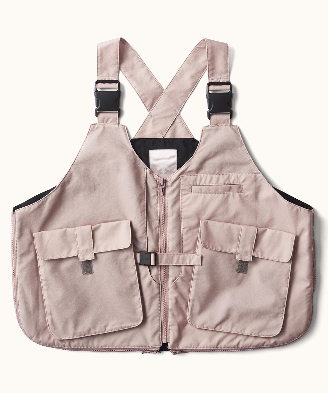 """トランスフォームベスト""""リツール""""/ SEED50 Transform Vest """"RETOOL""""(RE:DESCENTE)"""