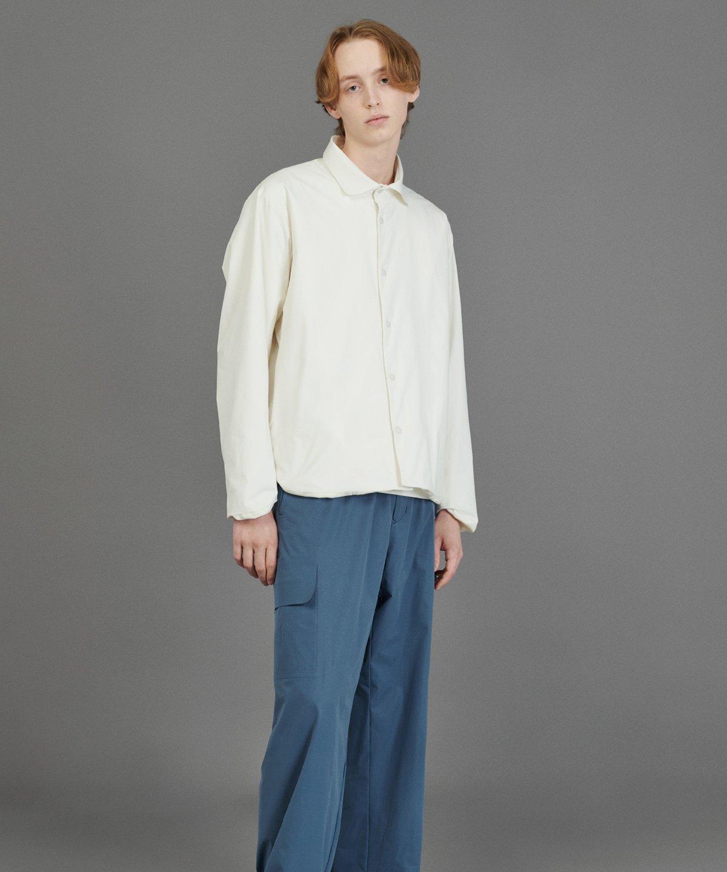 【メンズ】ウィンドシールドシームレスL/Sシャツ / WIND SHIELD SEAMLESS L/S SHIRT(ALLTERRAIN)