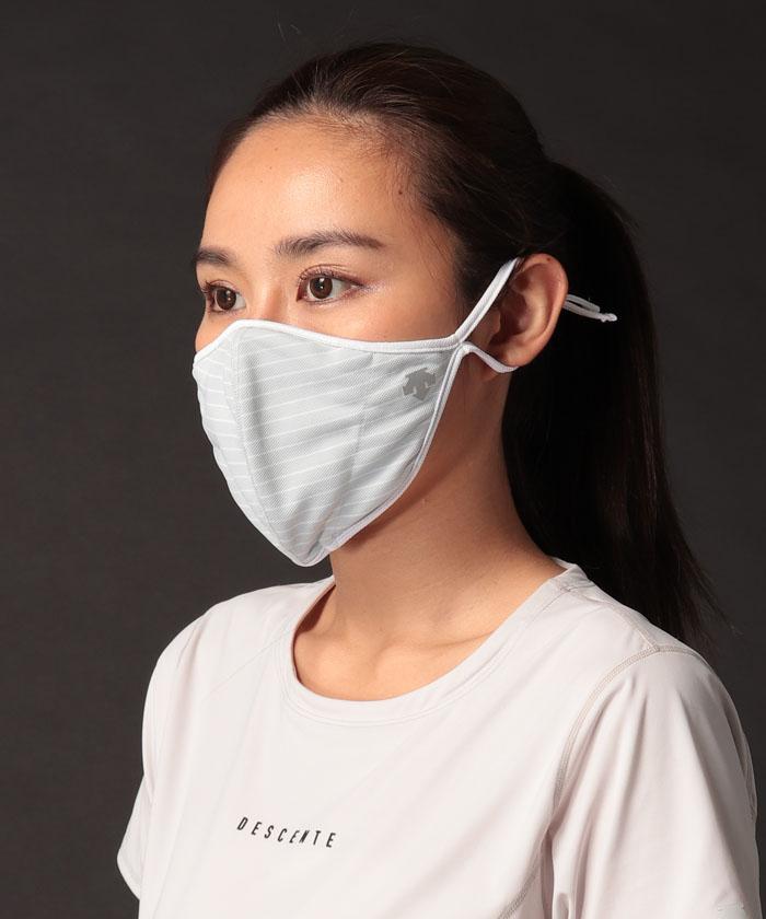 【限定デザイン】デサント アスレティックマスク(1枚)