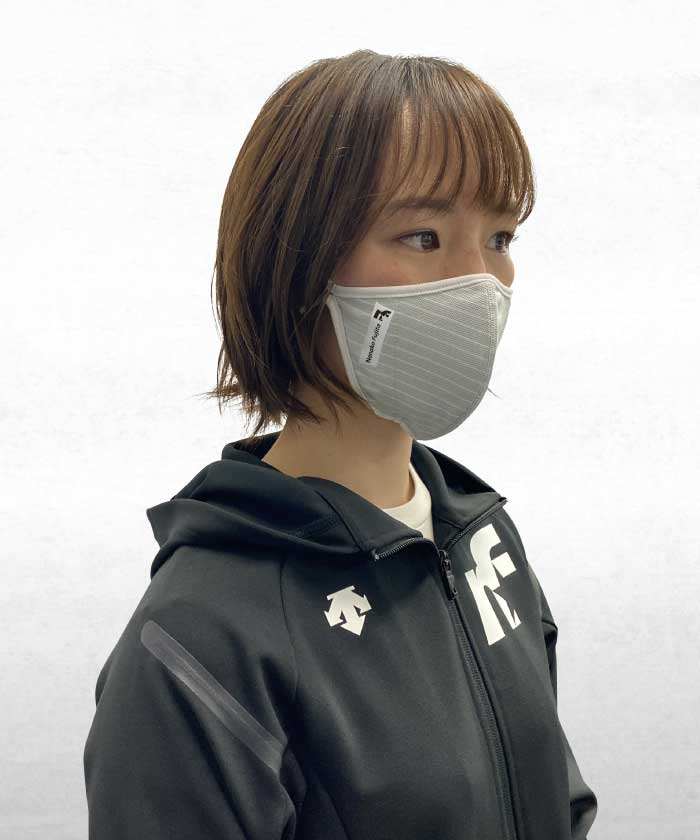 【藤田菜七子 応援グッズ】アスレチックマスク