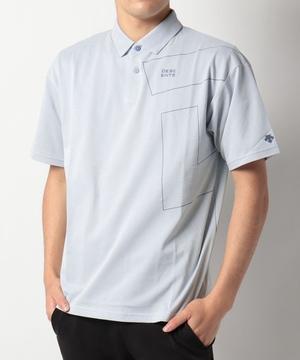 【メンズ】【DESCENTE DAYS】 ポロシャツ