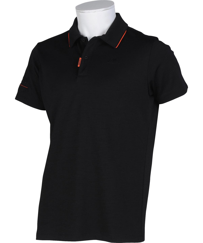 マナードウール半袖シャツ