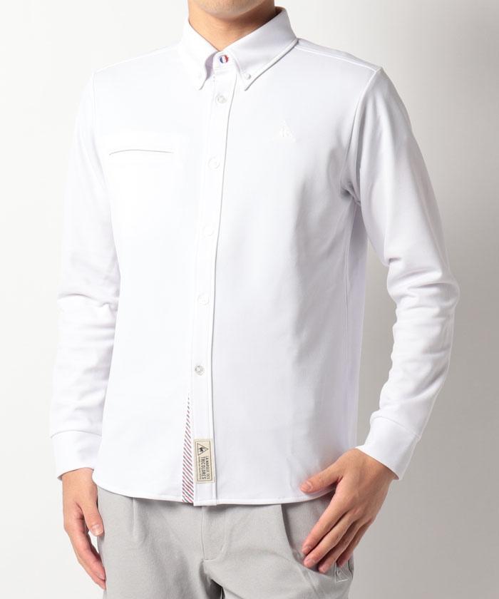 マルチデザイン長袖シャツ