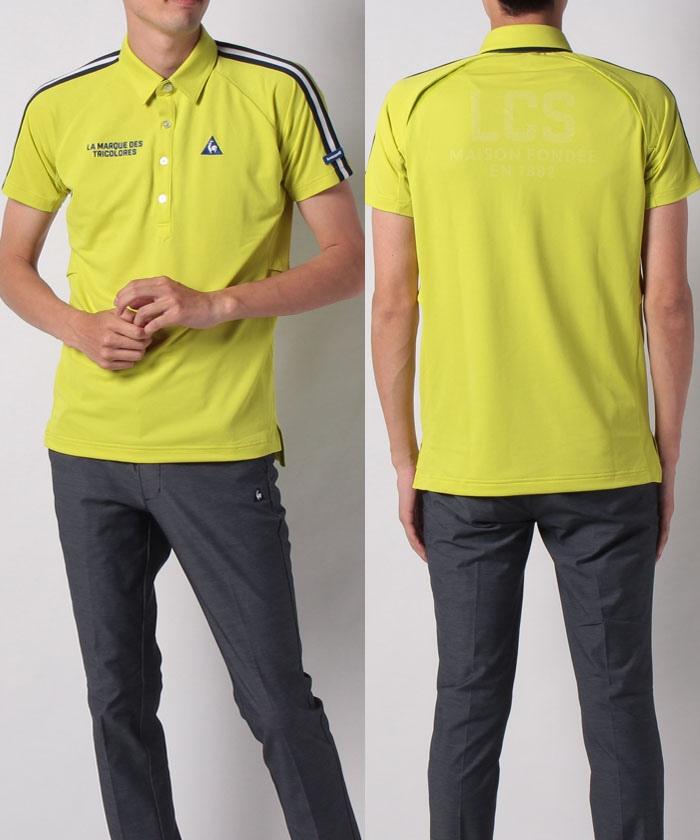 ベンチレーション半袖シャツ