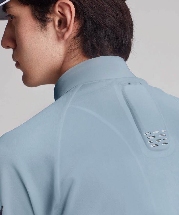 レオンポケット専用ソレイユ半袖ポロシャツ(シャツのみ)