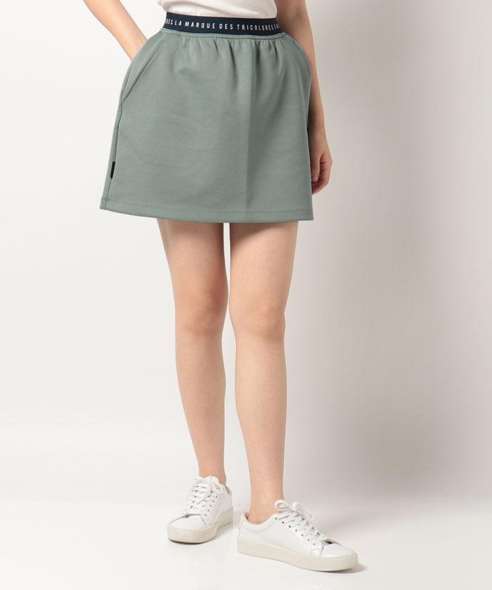 【#NEW COMFORT】ダンボールスカート《UVケア・吸汗・ストレッチ・抗菌防臭》